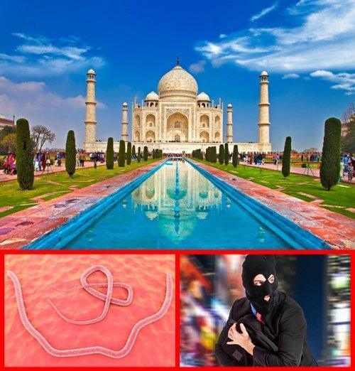 Топ-10: Экзотические страны, манящие красотами и таящие большие опасности