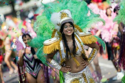 В Лондоне прошёл Ноттинг-Хиллский карнавал-2017 (18 фото)
