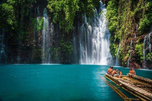 Илиган, город величественных водопадов (5 фото)