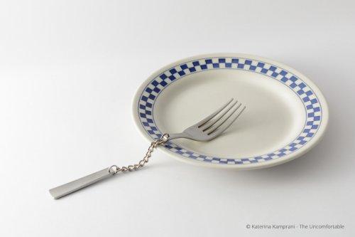Неудобные повседневные предметы Катерины Кампрани (10 фото)