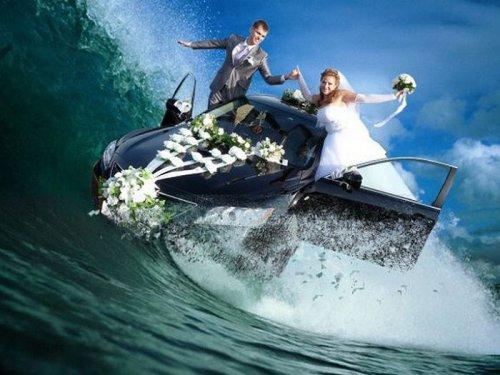 Свадебные фотографии, которые можно было не делать (20 шт)