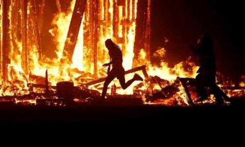 Топ-10: самые яркие и важные события фестиваля Burning Man-2017