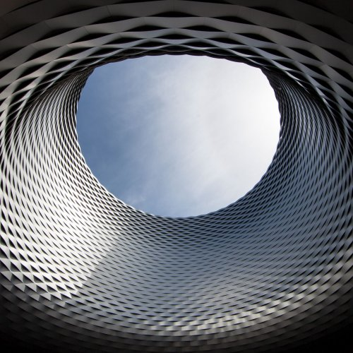 Необыкновенная архитектура через объектив фотографа Филиппа Хеера (14 фото)