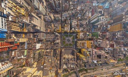 Прекрасные города, которые можно увидеть с другого ракурса (11 фото)