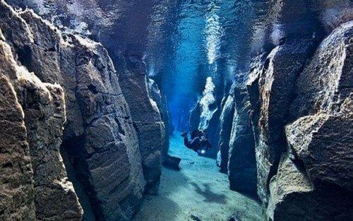 Топ-10: всё самое невероятное, когда-либо обнаруженное под водой