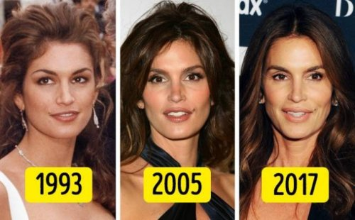 Голливудские звёзды, которым возраст — не помеха (13 фото)