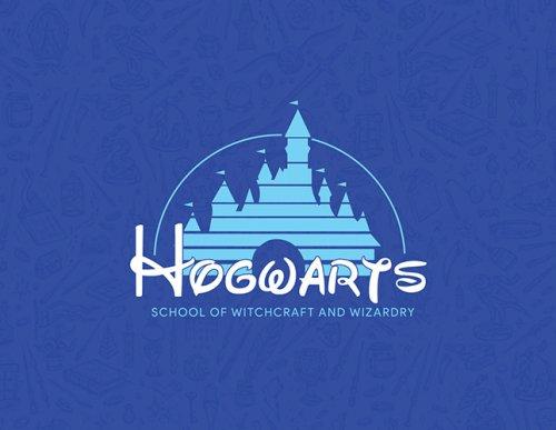 Художник воссоздаёт вселенную Гарри Поттера в виде логотипов знаменитых брендов (12 фото)