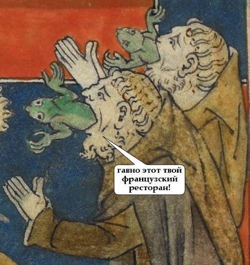 Средневековые приколы (20 фото)