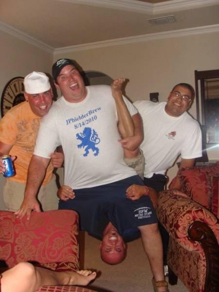 Пьяные и смешные (26 фото)