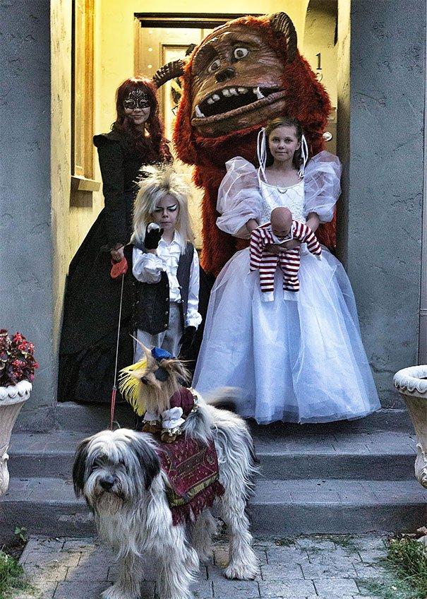 для рабочего самые лучшие костюмы на хэллоуин фото находим