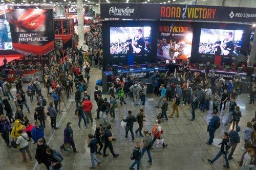 В Москве прошёл фестиваль поп-культуры Comic Con Russia 2017 (22 фото)