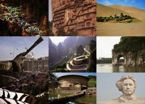 Топ-10: удивительные достопримечательности Китая, о которых мало кто знает