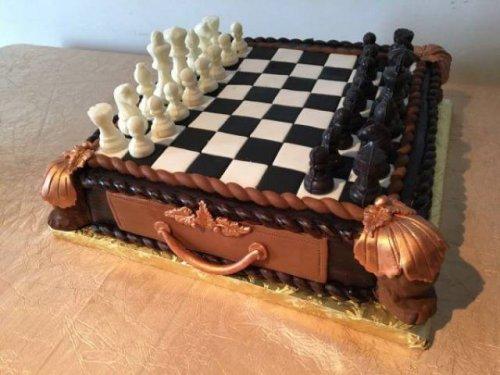 Креативные и необычные торты, которые наверняка было жалко есть (30 фото)