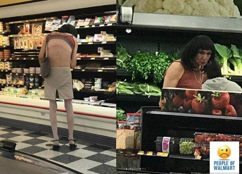 Чудаки и чудачества в Walmart (21 фото)