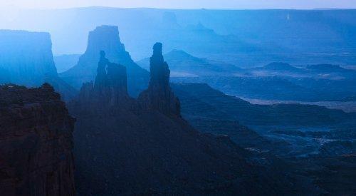 Наша прекрасная планета в замечательных снимках Рубена Ву (18 фото)