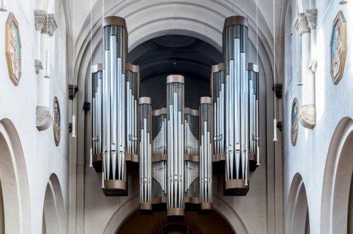 Красота органных труб в серии фотографий Роберта Гёцфрида (15 фото)