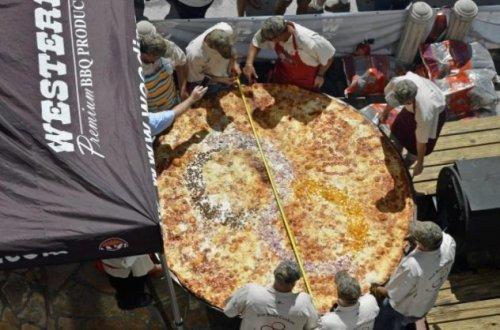 Топ-10: самые свежие и любопытные факты про пиццу