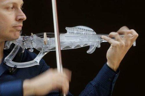 На 3D-принтере можно напечатать практически всё, что угодно (26 фото)
