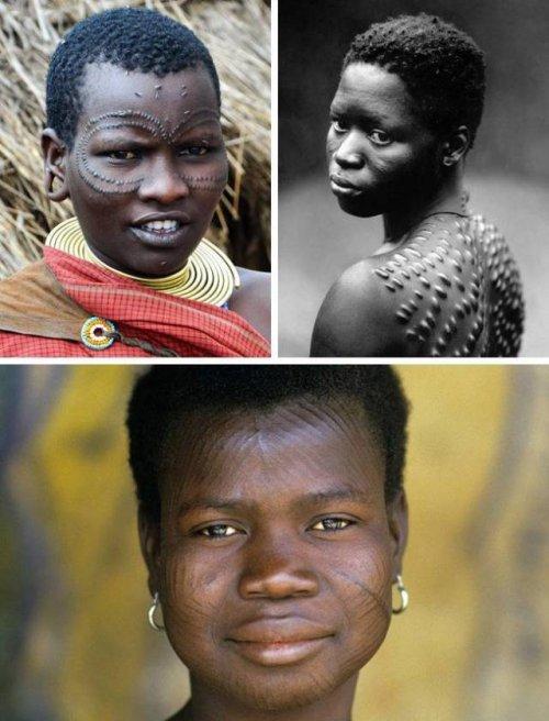 Топ-10: невероятные стандарты красоты разных стран мира