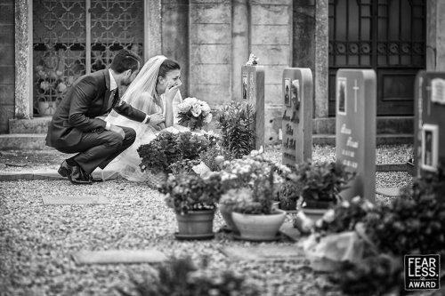 Несколько лучших свадебных фотографий 2017 года (20 фото)