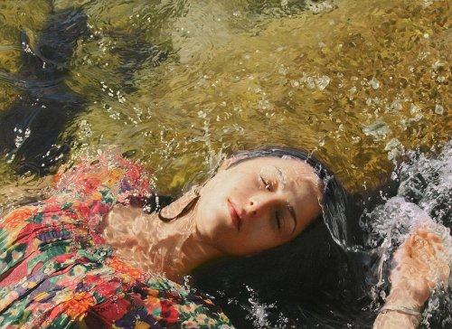 Гиперреалистичные картины Игаля Озери, которые легко принять за фотографии (9 фото)