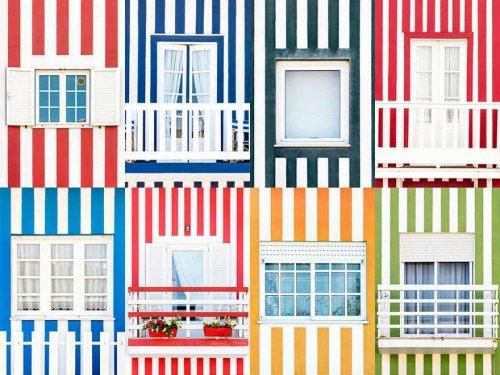 Окна Португалии в фотопроекте Андре Висенте Гонсалвеша (14 фото)