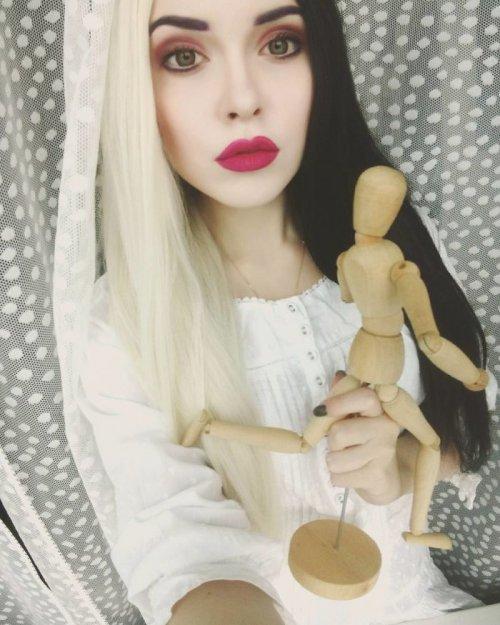 Российская косплейщица Илона Бугаева и её впечатляющие образы (17 фото)
