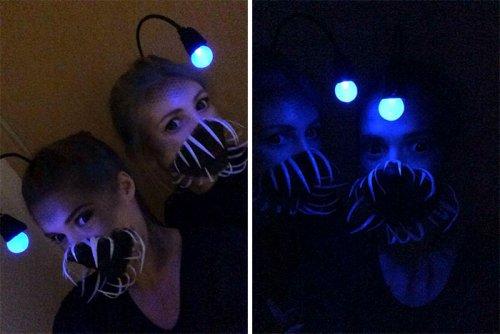 Люди, которые возвели хэллоуинский костюм на новый уровень (26 фото)