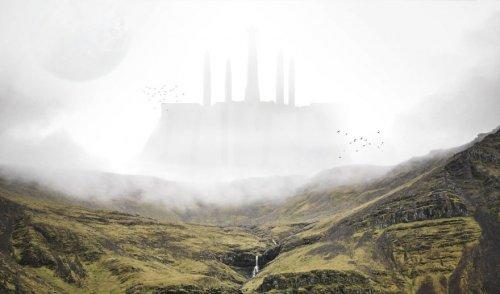 """Вселенная """"Звёздных войн"""" в фотоманипуляциях Яна О'Филда (10 фото)"""