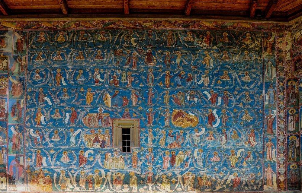 украшен фото древних икон в румынских монастырях собираемся