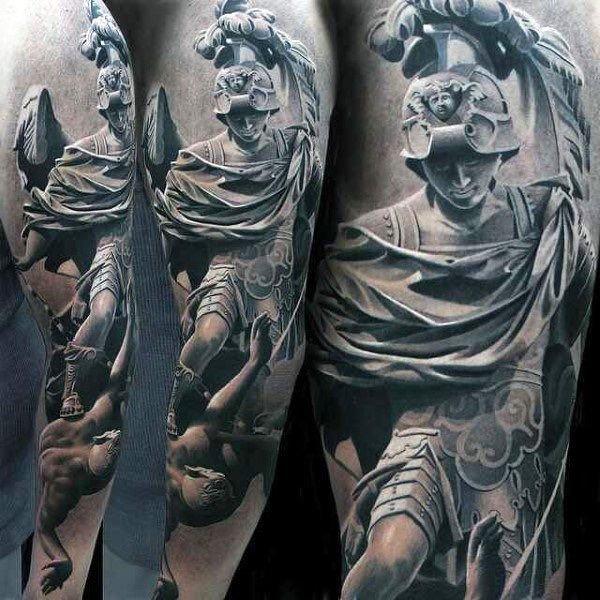 Татуировки, которые являются настоящими произведениями искусства (20 фото)
