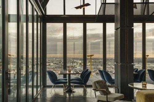 Бары и рестораны мира, признанные премией Bar & Restaurant Design Award самыми стильными в этом году (24 фото)