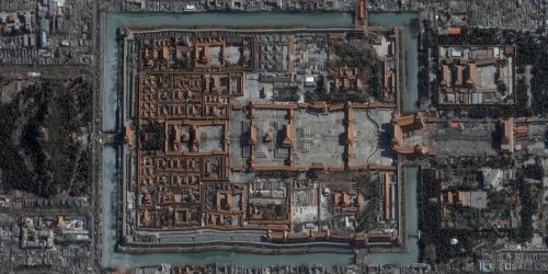 Спутниковые снимки Земли (24 шт)