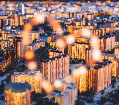 Красота российских городов в фотографиях Айгуль Вишни (24 фото)