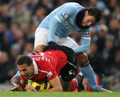 Неловкие спортивные фотографии, которые наверняка не пустили в печать (26 фото)
