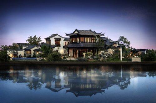 Самый дорогой дом в Китае стоимостью миллиард юаней (10 фото)