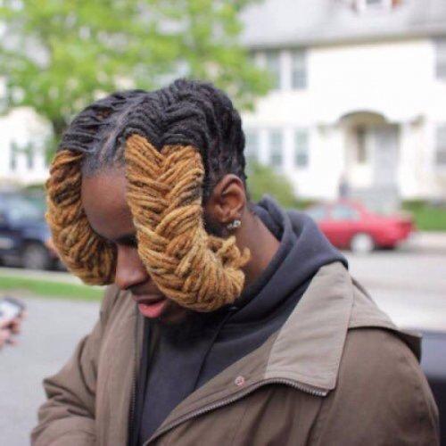 Когда парикмахеры принимаются за дело с чувством юмора и креативом (19 фото)