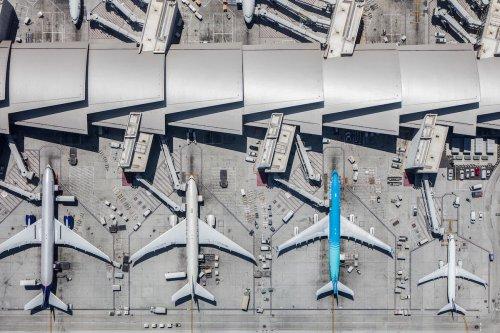 Захватывающие аэрофотоснимки фаната авиации Майка Келли (19 фото)
