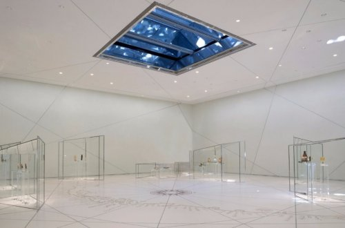 В Абу-Даби открылся филиал парижского Лувра (6 фото)