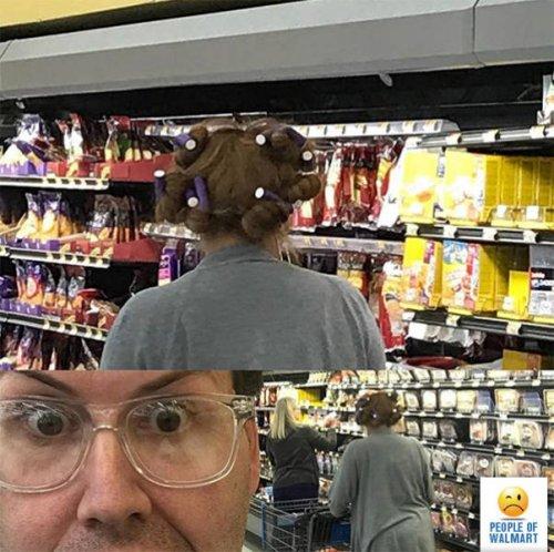 Чудаки и чудачества в Walmart (26 фото)