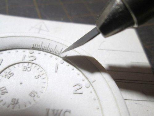 Невероятно детализованные бумажные часы, созданные художником Манабу Косакой (13 фото)