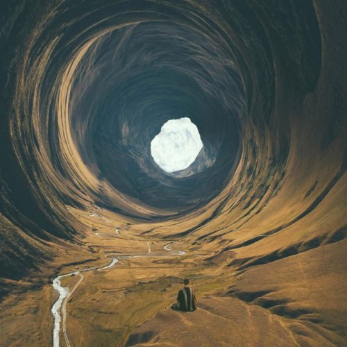 Фотоманипуляции цифрового художника Ли Мора (6 фото)