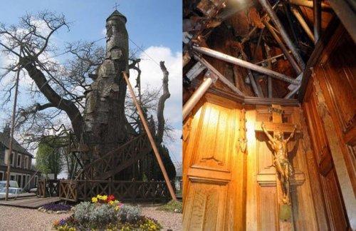 Топ-10: самые странные и необычные церкви в мире