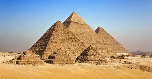Тайна Великой пирамиды разгадана (7 фото)