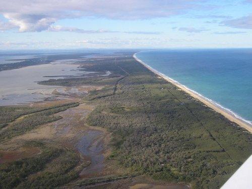 Ninety Mile Beach в Австралии: один из самых протяжённых пляжей на планете (5 фото)