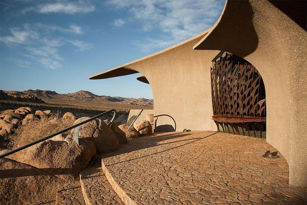 пустынный дом картинки количеству цепей