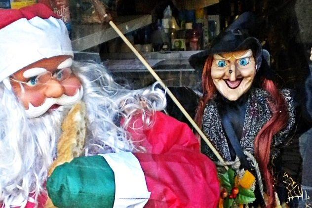ТОП-10: Самые удивительные рождественские традиции и сказки