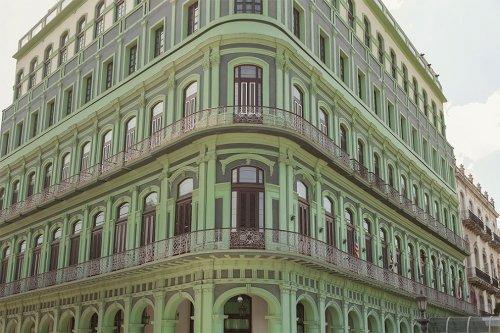 Архитектурные фотографии Сальвадора Куэвы (21 шт)