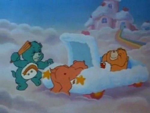 Кадры из детских мультфильмов, которые превратились в совсем недетские (24 фото)