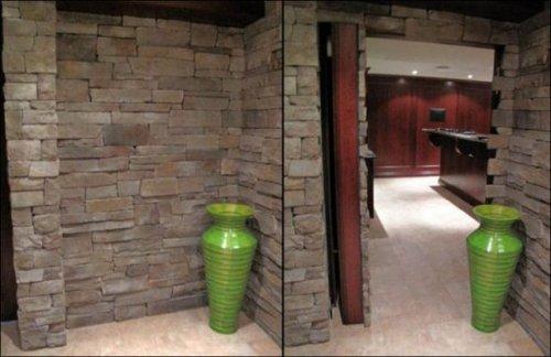 Невероятные потайные комнаты, которые вы захотите иметь у себя в доме (24 фото)